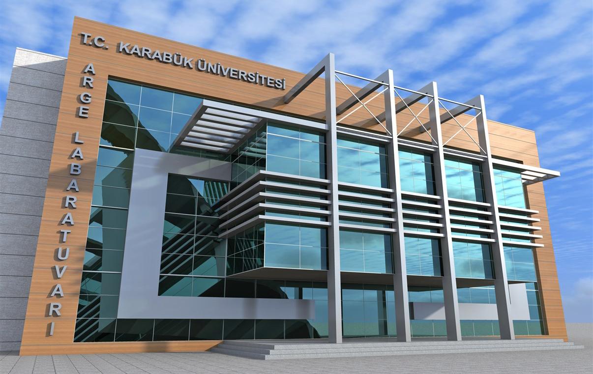 Karabük Üniversitesi   Demirhan Mimarlık